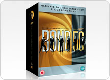 James Bond Box Sets